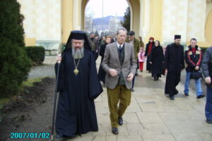 Alături de Regele Mihai I