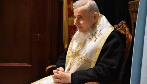 """""""În drum spre Învirea Domnului, biruiți-vă păcatele din inimă!"""" Preasfințitul Părinte Vasile"""