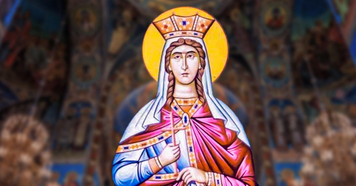 Sfânta Drosida, prinţesa muceniţă