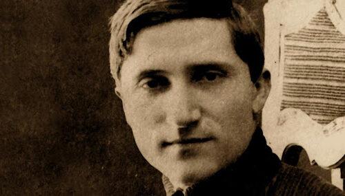 Poetul, prozatorul și publicistul George Topârceanu (20 martie 1886 – 7 mai 1937)