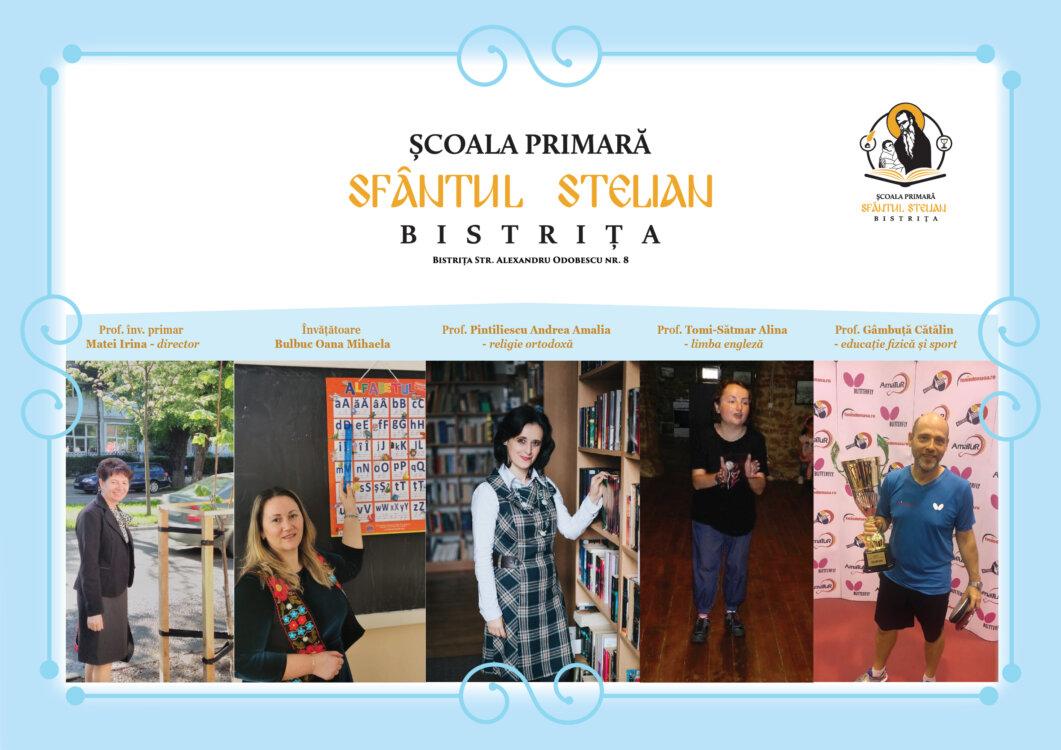 """(interviu) Școala """"Sfântul Stelian"""", din toamnă la Bistrița"""