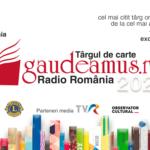 """A început târgul de carte """"Gaudeamus"""", ediție online, martie 2021"""