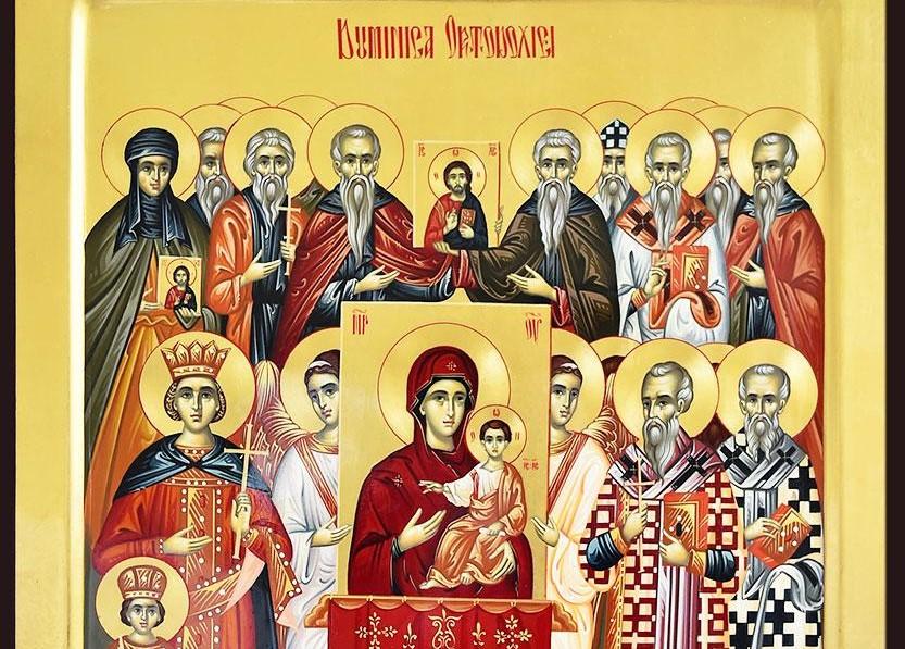 Agenda ierarhilor din Mitropolia Clujului, Maramureșului și Sălajului, în Duminica întâi din Post (a Ortodoxiei)