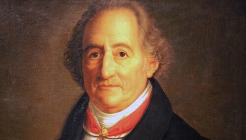 Johann Wolfgang von Goethe (28 august 1749 – 22 martie 1832)