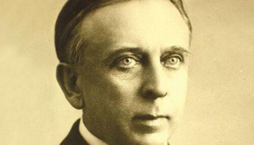 Octavian Goga (1 aprilie 1881 – 7 mai 1938)