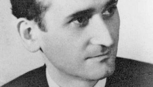 Dramaturgul, poetul și regizorul de teatru Radu Stanca (5 martie 1920 – 26 decembrie 1962)