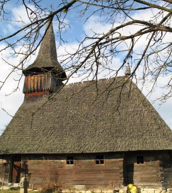 AUDIO  Biserica de lemn din Gârbău Dejului