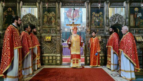 Sfânta Liturghie din Joia Mare | Catedrala Mitropolitană din Cluj-Napoca