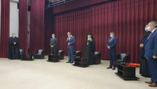 Mitropolitul Andrei s-a rugat la Bistrița pentru încetarea pandemiei