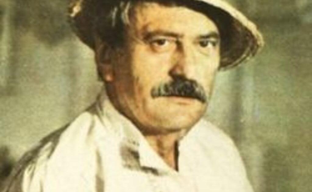 Actorul de film, teatru și radio AMZA PELLEA  (7 aprilie 1933 – 12 decembrie 1983)