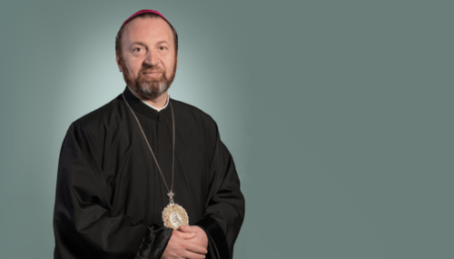 Mesajul Mitropolitului Andrei adresat noului episcop greco-catolic de Cluj-Gherla, PS Claudiu-Lucian Pop