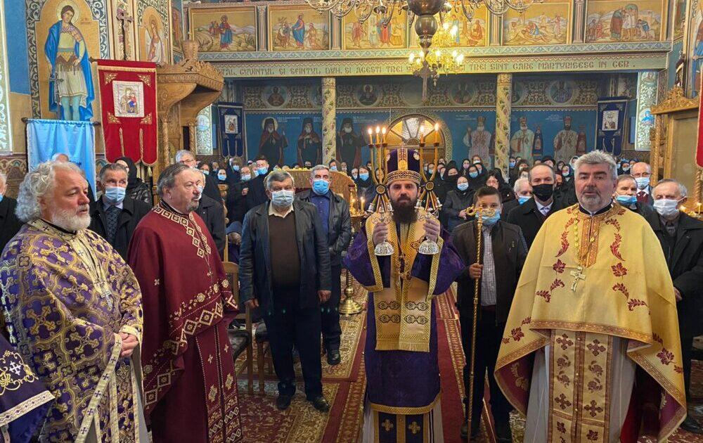 Sfântul Ierarh Pahomie de la Gledin, prăznuit în localitatea natală
