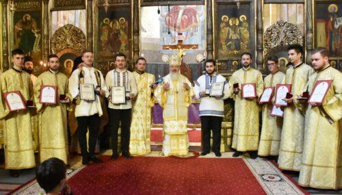 Liturghie arhierească la Catedrala Mitropolitană | Duminica a 3-a din Post (a Sfintei Cruci)