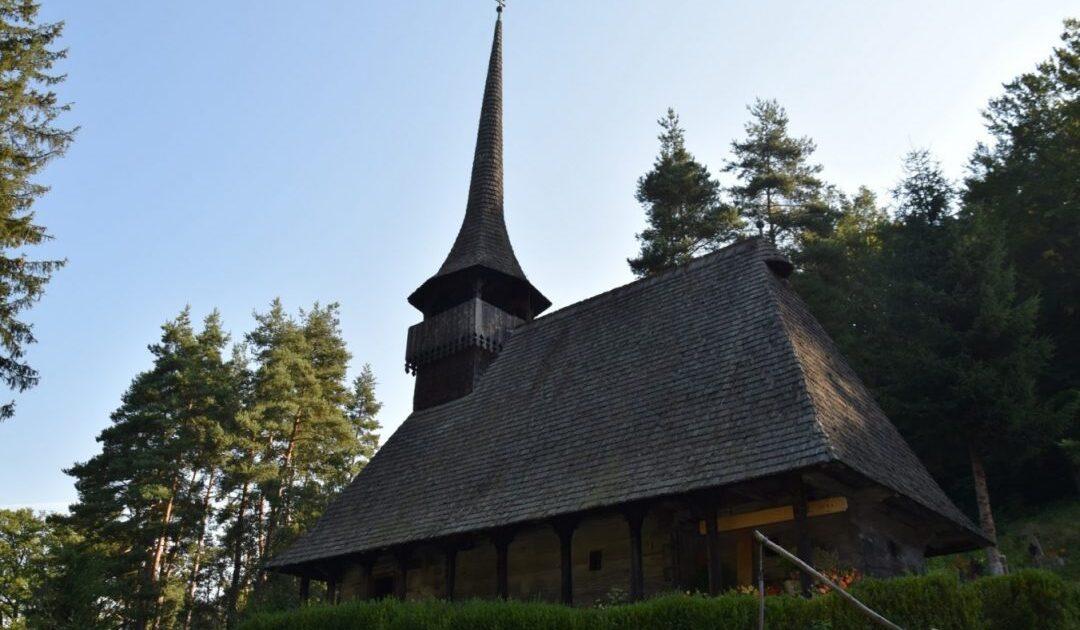 Biserica de lemn a mănăstirii Ciucea