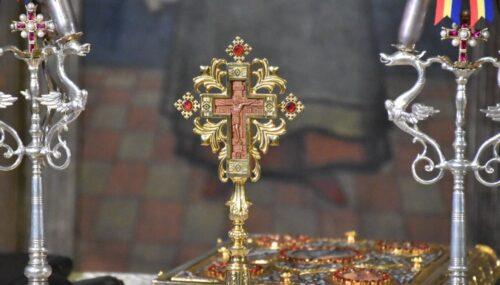Agenda ierarhilor în Duminica a 3-a din Post (a Sfintei Cruci)