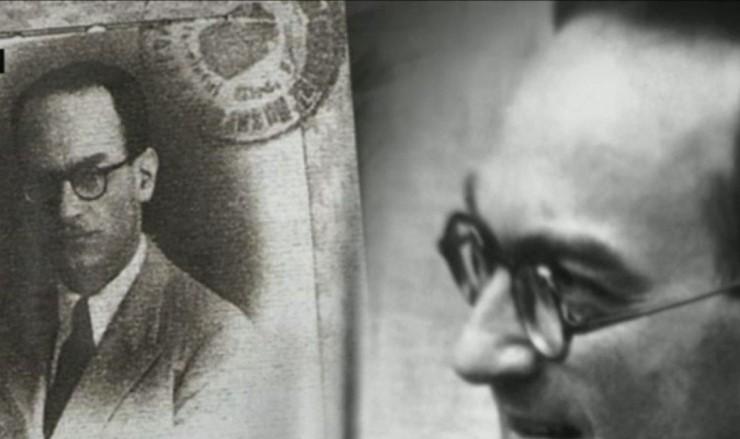 Profesorul și fizicianul George Manu (13 februarie 1903 – 2 aprilie 1961)
