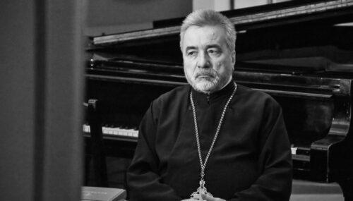 Părintele Dumitru Pintea, teolog bun și mărturisitor, s-a mutat la Domnul