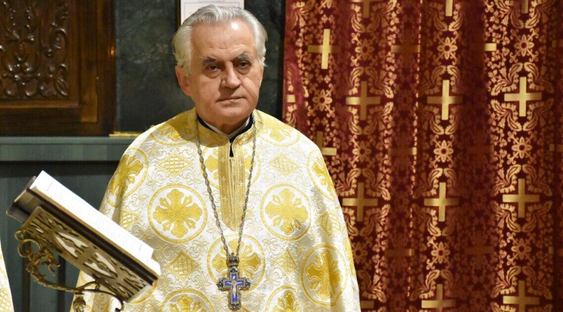 """Mitropolitul Andrei: """"Părintele vicar Iustin Tira – slujitor al lui Dumnezeu, al Bisericii și al poporului dreptcredincios"""""""