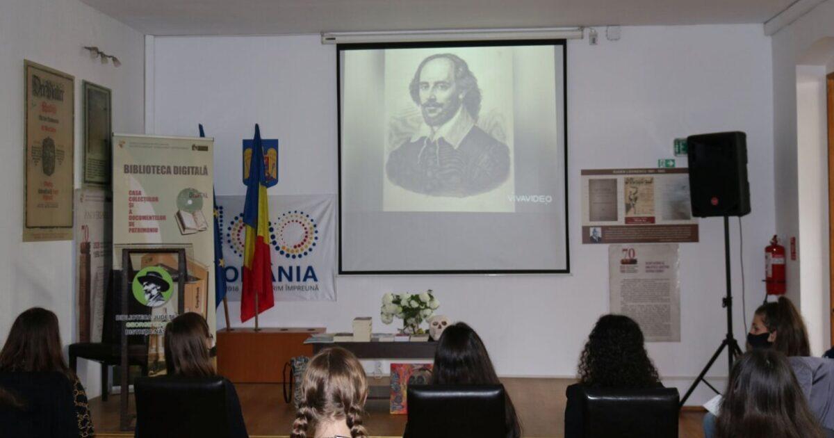 Shakespeare citit și interpretat de elevi talentați
