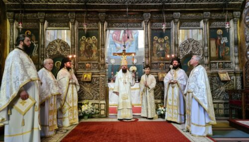 Liturghie arhierească la Catedrala Mitropolitană | A doua zi de Paști