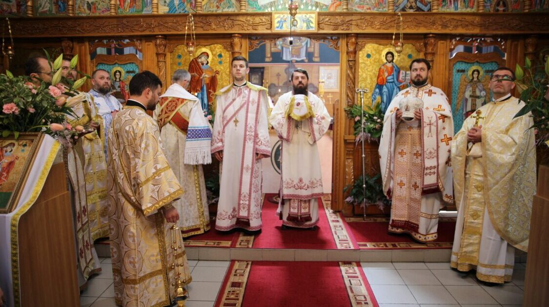 """Hramul Parohiei """"Sfinții Împărați Constantin și Elena"""" din Cluj-Napoca"""