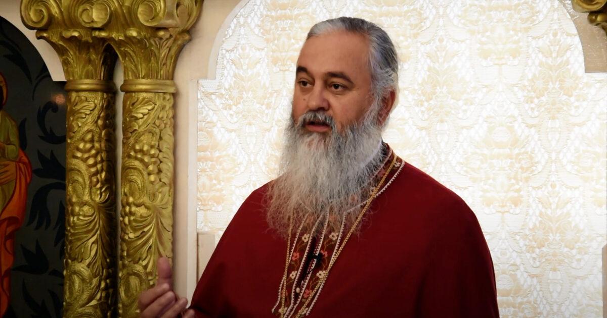 Arhim. Dumitru Cobzaru – Predică la sărbătoarea Sf. Ioan Rusul