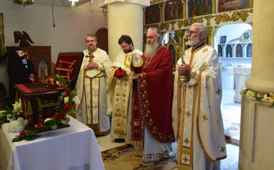 Sfântul Ioan Rusul, cinstit de credincioșii din cartierul clujean Gheorgheni