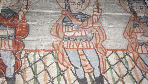 AUDIO Biserica de lemn din Dângăul Mic