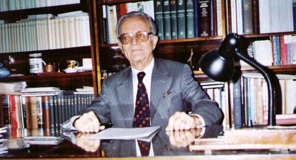 Acad. Dr. Ing. Horia Colan (11 mai 1926 – 24 iulie 2017)