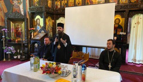 Conferință preoțească de primăvară în Protopopiatul Beclean