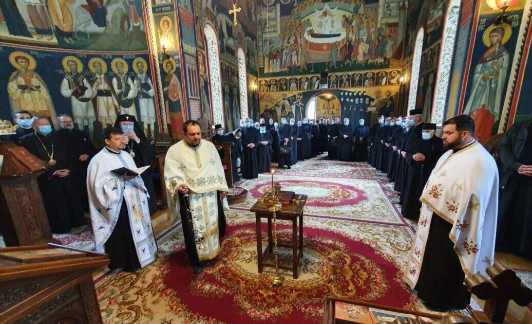 Conferință preoțească de primăvară în Protopopiatul Bistrița