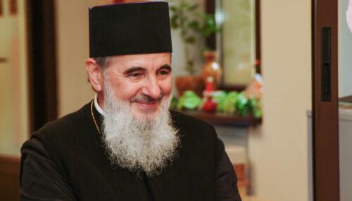 PS Vasile Someșanul | Vă dorim sărbători cu pace și Vă transmit îndătinatul salut: Hristos a înviat!