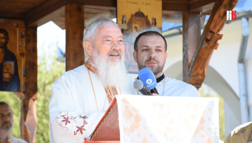 """Mitropolitul Andrei: """"Bucuriile sfinte"""""""
