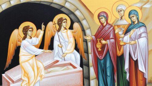 Agenda ierarhilor în Duminica a 3-a după Paști