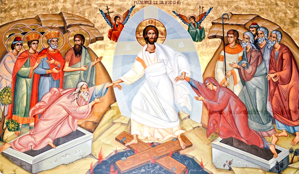 Agenda ierarhilor în cele trei zile de Paști