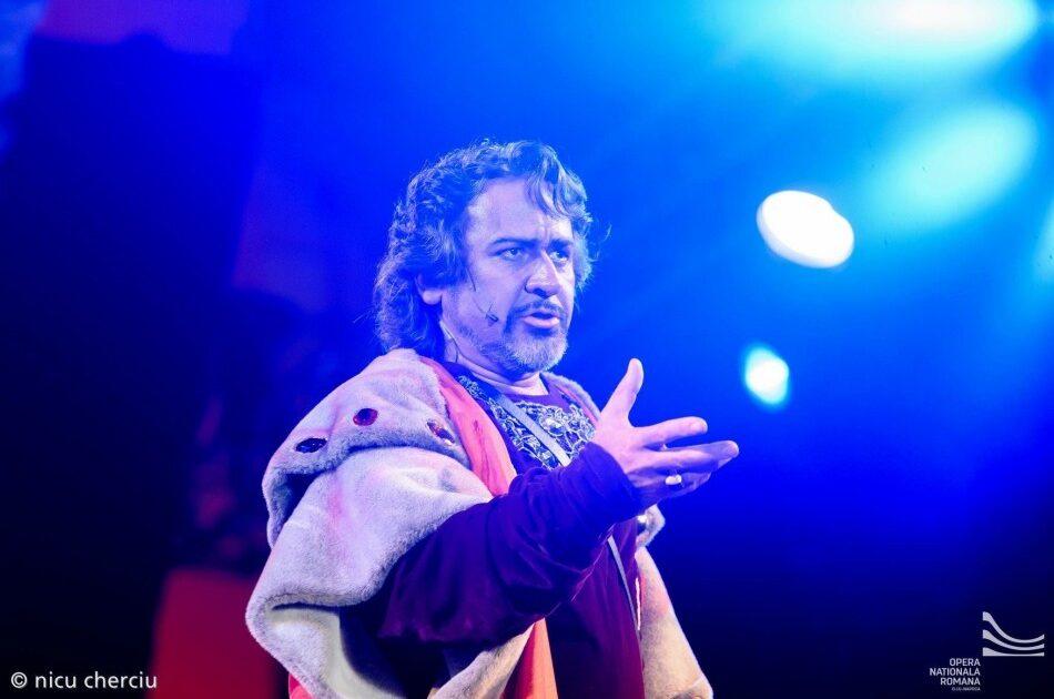 Tenorul Marius Vlad Budoiu, invitat special în opera Paiațe