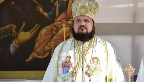 PS Pentroniu, Episcopul Sălajului – Pastorală la Învierea Domnului, Zalău, 2021