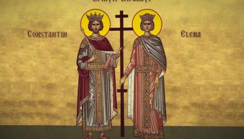 Agenda ierarhilor la sărbătoarea Sfinților Împărați Constantin și Elena