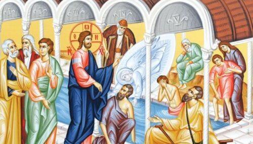 Agenda ierarhilor în Duminica a 4-a după Paști
