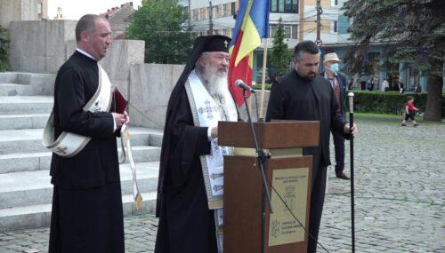 Mihai Viteazul, martir şi erou al naţiunii române, comemorat la Cluj-Napoca