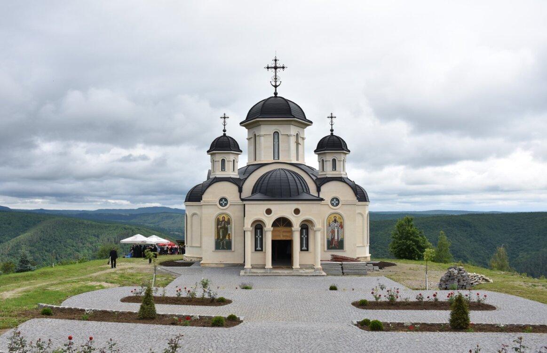 Mănăstirea de la Someșul Cald