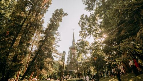 Bisericuța din Hașdeu, reper și spațiu al tinereții și al bucuriei de a dărui