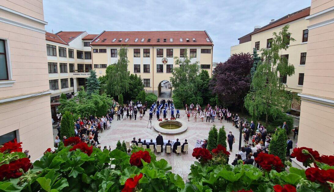 Festivitatea de Absolvire, Promoția 2017-2021, la Seminarul Teologic Ortodox din Cluj-Napoca
