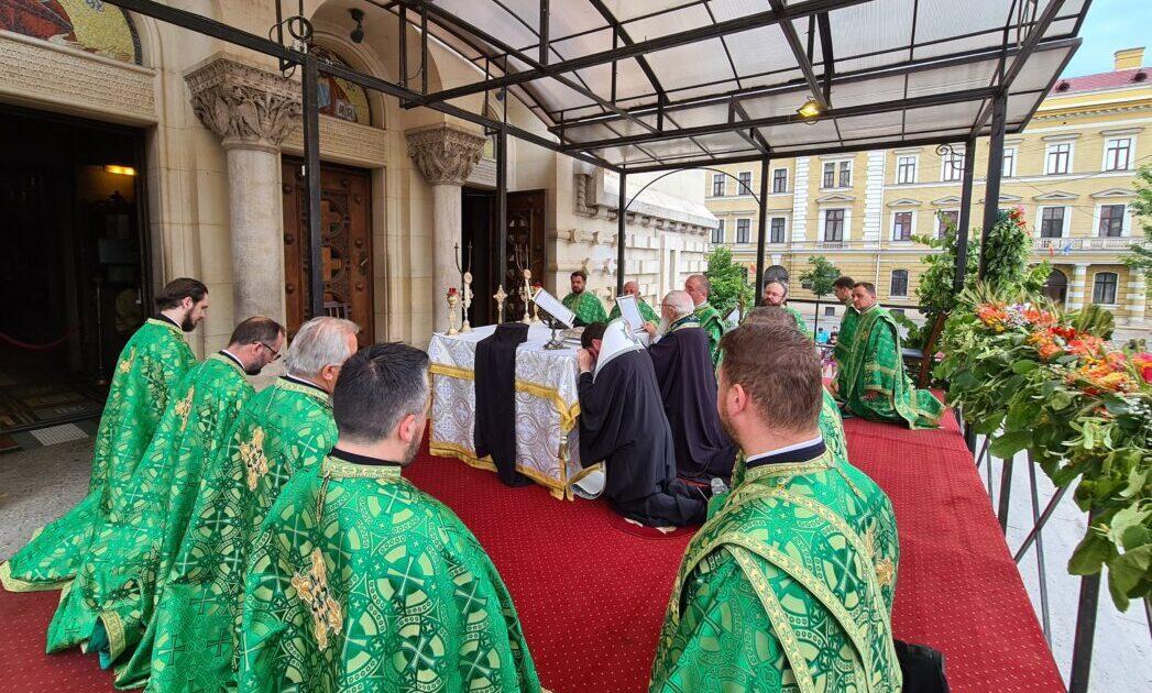 Vecernia plecării genunchilor | Catedrala Mitropolitană din Cluj-Napoca