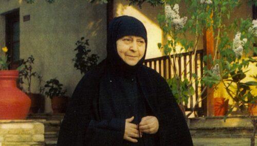 """Stareța Macrina Vassopoulos și """"înrudirea spirituală"""""""