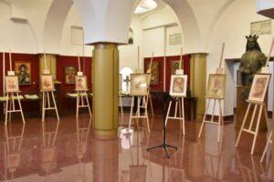 """(FOTO) """"Chipuri ale sfințeniei"""", expuse la Muzeul Mitropoliei Clujului"""