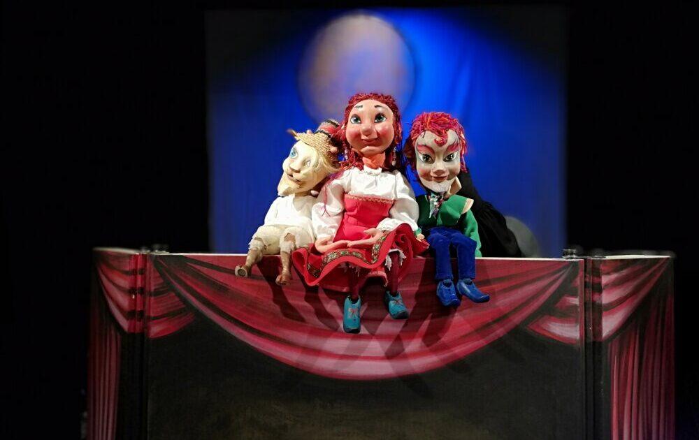 """Săptămână cu multe spectacole pentru artiștii Teatrului """"Puck"""""""