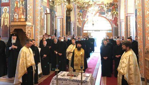 Conferință preoțească de primăvară în Protopopiatul Cluj II