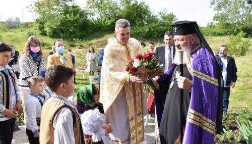 """Hramul Parohiei """"Sfântul Iustin Martirul și Filosoful"""" din Cluj-Napoca"""