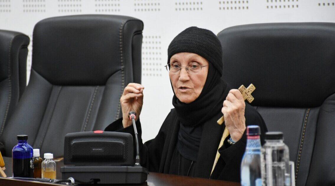 Monahismul și intelectualii. Dialog cu Maica Siluana Vlad (2007)